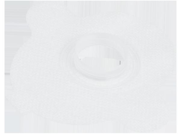 Laryvox Tape Hypoallergeen Ovaal