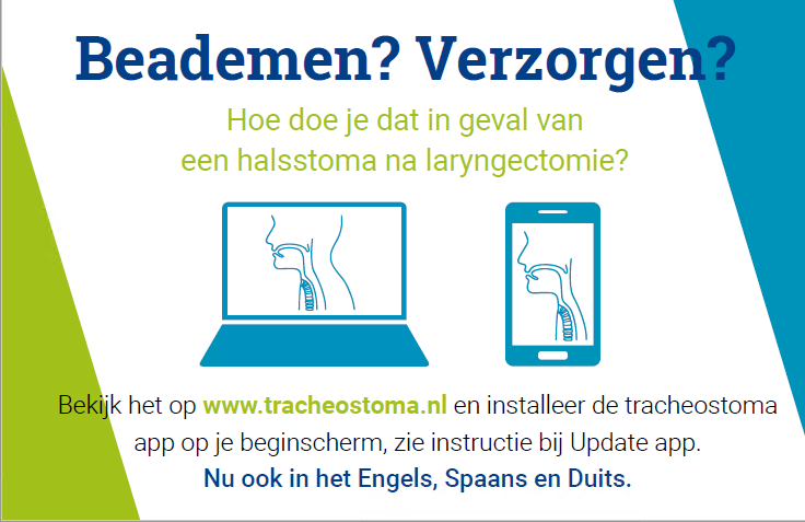 Tracheostoma App