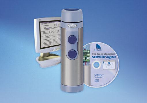 Servox Electrolarynx Digitaal Compleet