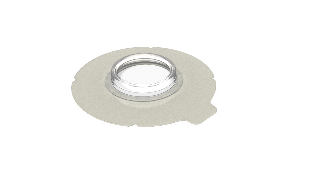 Provox® Life™Sensitive Adhesive™ Rond